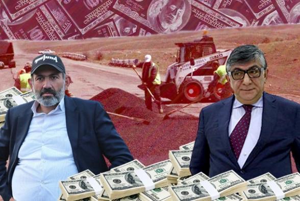Как Никол и Грзо заново «отстраивают» Армению