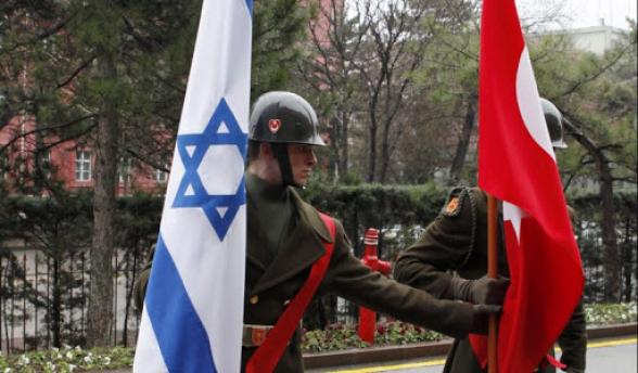 Թուրք-իսրայելական հարաբերությունների բարելավման միտում է նկատվում