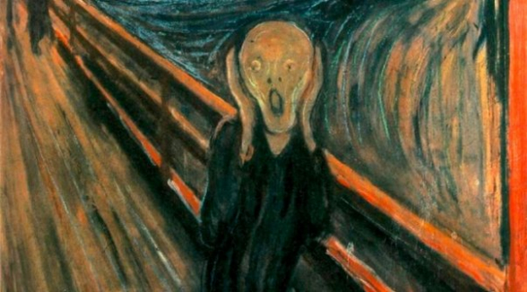 Բացահայտվել է Էդվարդ Մունկի «Ճիչը» նկարի գրության գաղտնիքը
