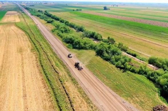 Ադրբեջանը դեպի Քարվաճառ մայրուղի կկառուցի. Շուշիի հասնող ճանապարհը շահագործման կհանձնվի 2021-ի օգոստոսին
