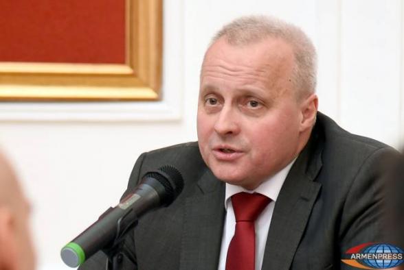 ԵԱՀԿ Մինսկի խմբի համանախագահները հնարավոր է այցելեն տարածաշրջան. ՌԴ դեսպան