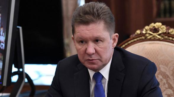 Миллер избран главой «Газпрома» еще на один срок