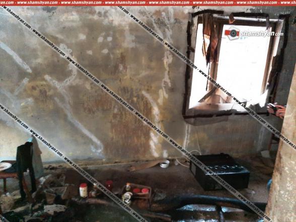 Վանաձորի բնակարաններից մեկում կնոջ այրված դի են գտել
