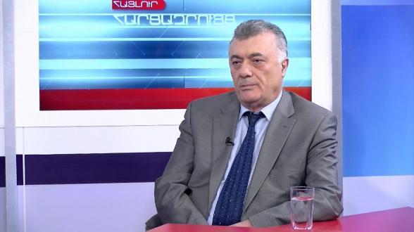 Никол Пашинян идет на кровопролитие – Рубен Акопян (видео)
