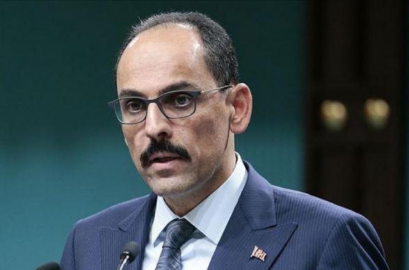 Թուրքիայի նախագահի խոսնակը դատապարտել է «ռազմական հեղաշրջման» փորձը Հայաստանում