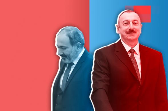 Именно Пашинян был инициатором контактов – Алиев