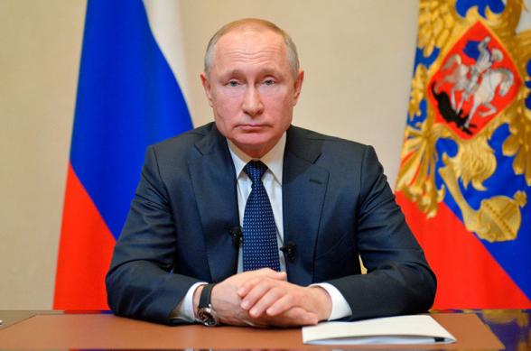 Путин обсудил ситуацию вокруг Нагорного Карабаха с постоянными членами Совбеза РФ