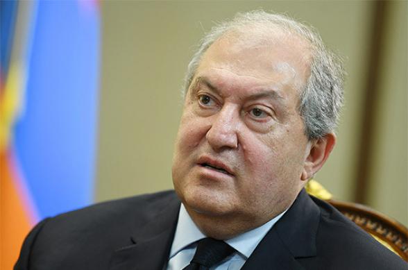 Президент выразит свою позицию по вопросу начальника ГШ ВС Армении до воскресенья