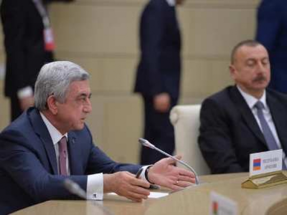 «Он спешит на помощь коллеге»: офис Сержа Саргсяна прокомментировал заявления Ильхама Алиева