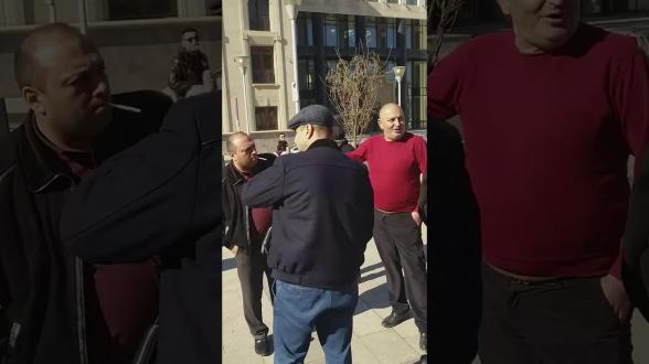 Կապանցիները մարզպետարանի դիմաց անժամկետ վրաններ են դրել՝ պահանջելով Փաշինյանի հրաժարականը
