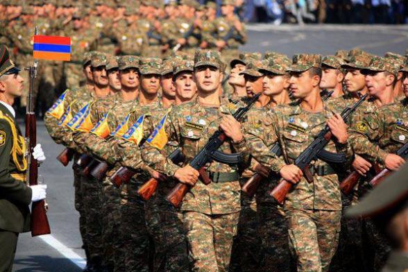 ՀՀ ԶՈՒ ստորաբաժանումները՝ իրենց հրամանատարներով ու անձնակազմերով, միացել են ԳՇ-ի և կորպուսների հրամանատարների հայտարարությանը