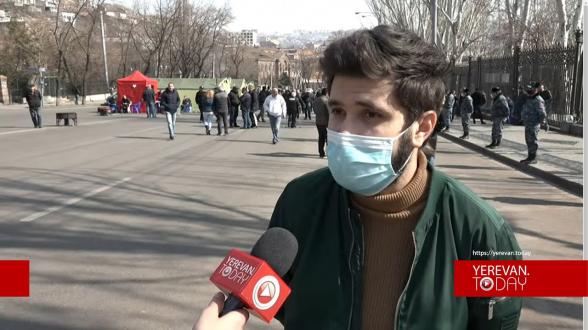 Такое впечатление, что митинг «1 марта» проведет не премьер РА, а Турция – Бениамин Матевосян (видео)