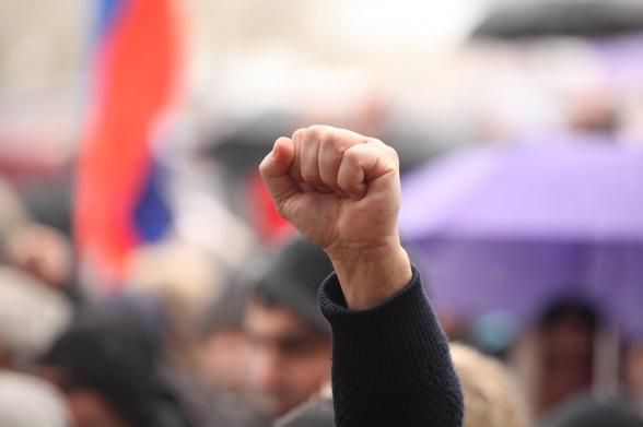 Այսօր՝ ժամը 18։00-ին, ԱԺ-ի շենքի դիմաց, տեղի կունենա Հայրենիքի փրկության շարժման հանրահավաքը