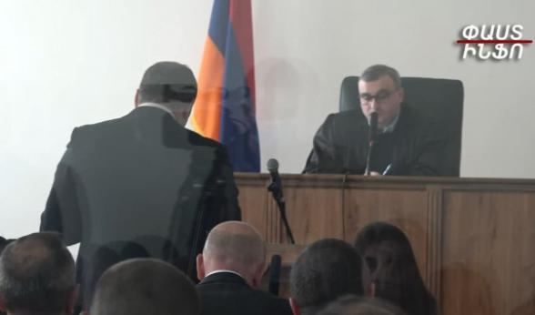 ՀՔԾ-ն պարտավոր է առանձին քննել պետական դավաճանության վերաբերյալ փաստաբանների հաղորդումը