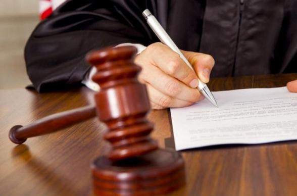 Кандидат на должность судьи Кассационного суда Самвел Григорян заявил о самоотводе