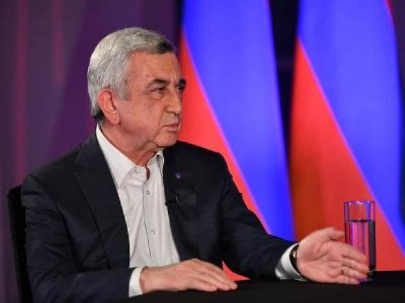 В ближайшее время Серж Саргсян затронет ряд вопросов, представляющих общественный интерес