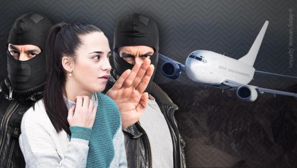 Սկանդալային բացահայտումներ՝ առևանգված հայկական ինքնաթիռից