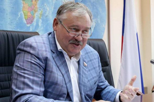 Если в Пашиняне осталась хоть капля ответственности к судьбе Армении, он должен уйти – Затулин (видео)