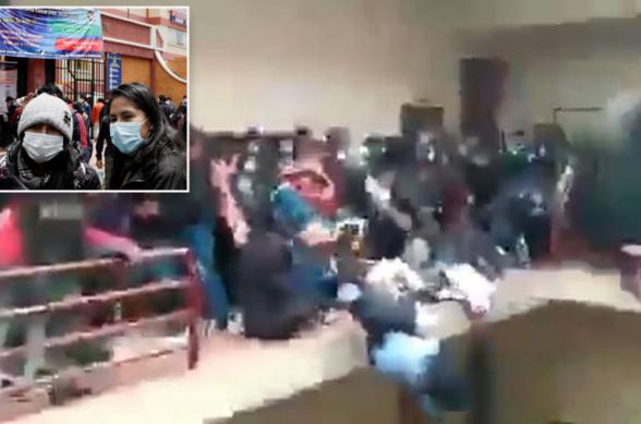 Բոլիվիայում համալսարանի 4-րդ հարկի ճաղաշարքը փլուզվել է՝ հանգեցնելով 7 ուսանողի մահվան․ հայտարարվել է 7-օրյա սուգ (լուսանկար, տեսանյութ)