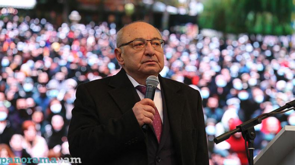 Вазген Манукян представил повестку предстоящих шагов (видео)