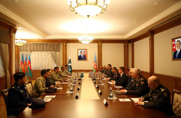 Ադրբեջանն ու Պակիստանն աշխատում են համատեղ զորավարժությունների ուղղությամբ