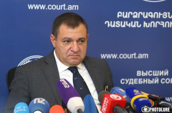 Супруга председателя Высшего судебного совета вызвана в CCC – «168.am»