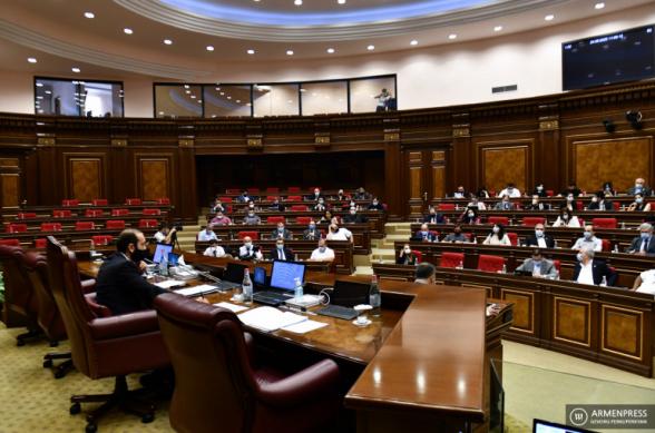 Национальное собрание не избрало судью Кассационного суда