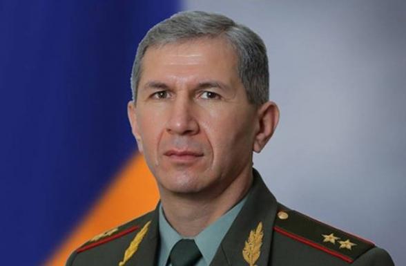 124 офицера Армии обороны Арцаха выступили с заявлением в поддержку Оника Гаспаряна