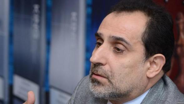 Арам Арутюнян: «Если Тер-Петросян – рак нашего государства, то Пашинян – метастаза» (видео)