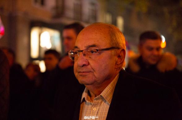 Вазген Манукян: «Выборы при Николе Пашиняне – это катастрофа для Армении»