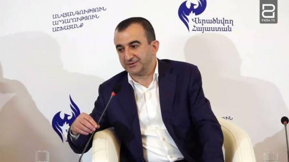 Էս կառավարությունը նվեր է Ադրբեջանի համար, սա իրենց համար շահած կառավարություն է
