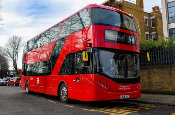 Լոնդոնի բնակիչը 1,5 տարվա ազատազրկման է դատապարտվել ավտոբուսի վարորդի վրա թքելու համար