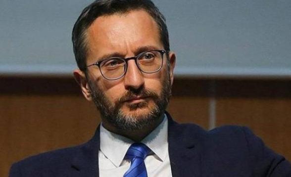 Թուրք պաշտոնյան լրագրողներին ահաբեկիչ է անվանել