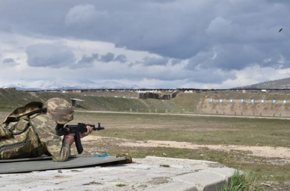 Թուրքիայում շարունակվում են ադրբեջանցի զինծառայողների վարժանքները