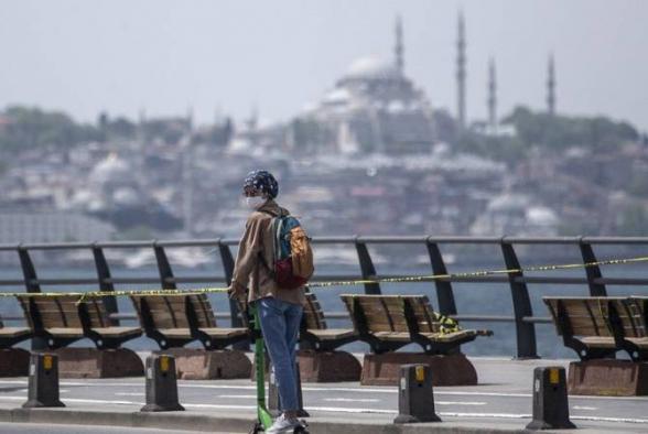 Թուրքիայում կորոնավիրուսով վարակվածների ռեկորդային բարձր թիվ է գրանցվել