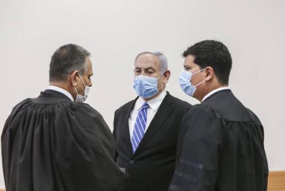 Премьер Израиля прибыл в суд по делу о коррупции