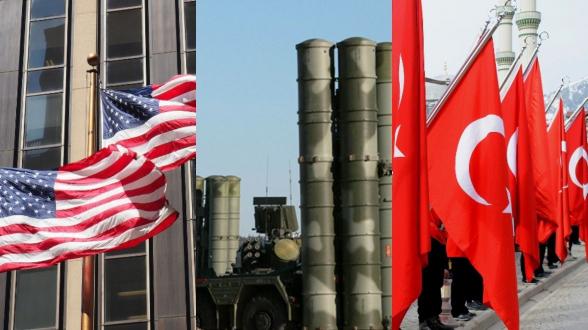США вводят санкции против турецких чиновников и оборонной структуры