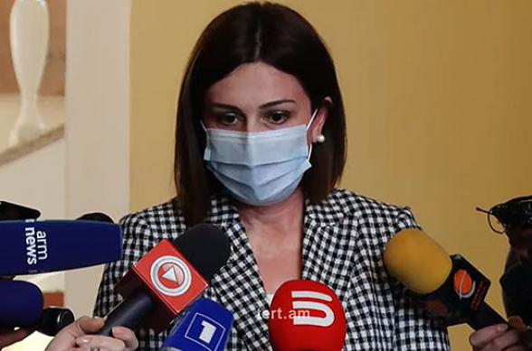«Это врачебная тайна»: министр здравоохранения о вакцинации Пашиняна