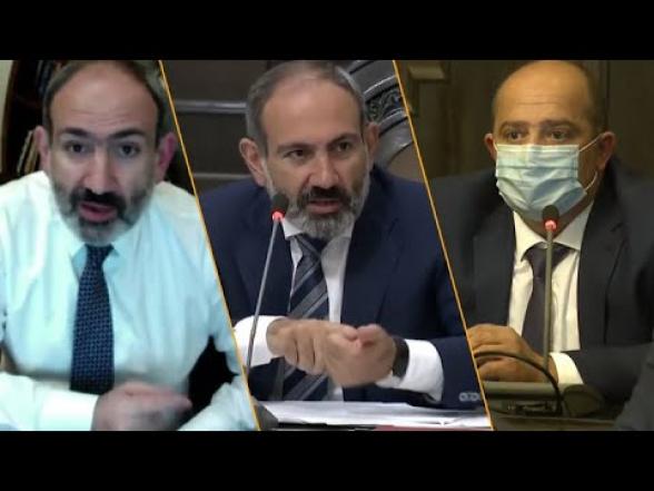 Выступавший в 2018-ом против кумовства Пашинян назначил своего крестного губернатором