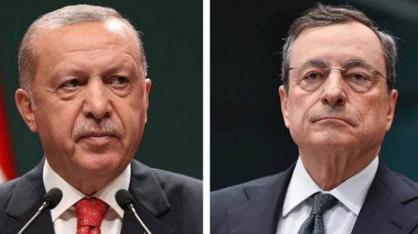Премьер Италии назвал Эрдогана диктатором