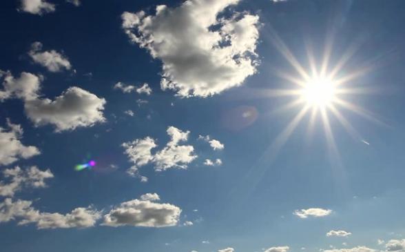 Օդի ջերմաստիճանն ապրիլի 10-14-ն աստիճանաբար կնվազի 10-12 աստիճանով