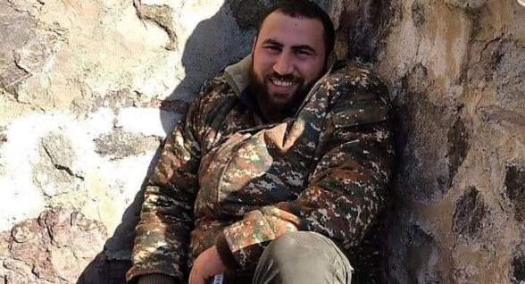 Ծանրորդ Սիմոն Մարտիրոսյանը վնասվածք է ստացել Քարվաճառում՝ խաչքարերը դուրս բերելիս