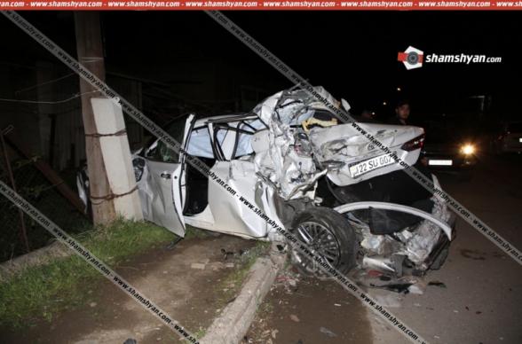 Խոշոր ավտովթար՝ Արարատի մարզում. իրար են բախվել «Hummer», «Toyota Camry», «Ford» և «Opel» մակնիշի ավտոմեքենաները, կան վիրավորներ