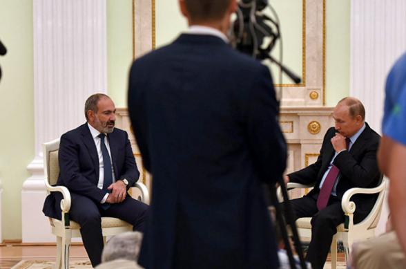 Տեսանյութ.Պուտին-Փաշինյան մոսկովյան հանդիպումը՝ կադրից դուրս.Փաշինյանի կարմիր թղթապանակն ու Կրեմլի ճաշացանկը