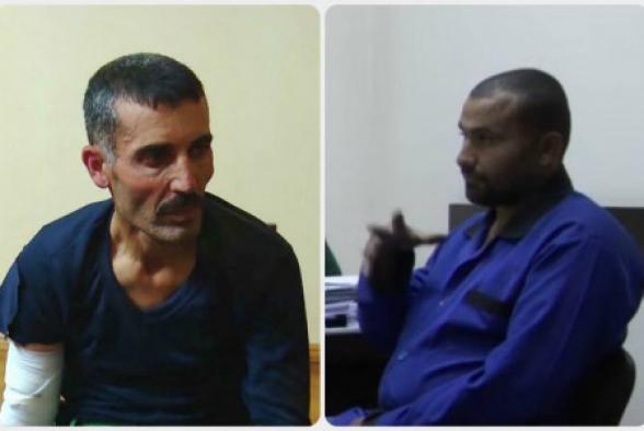 Պատերազմին որպես վարձկան-ահաբեկիչներ երկու արաբների մասնակցելու դեպքի առթիվ քրգործի նախաքննությունն ավարտվել է