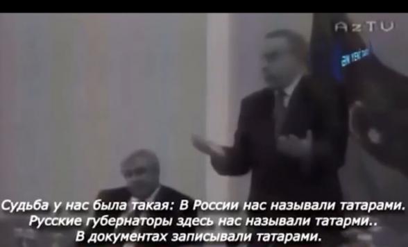 Կային ժամանակներ, երբ ադրբեջանցիները բողոքում էին իրենց քոչվոր լինելուց, համակերպվել էին, որ իրենք ձեռքից բաց են թողել Արցախը (տեսանյութ)