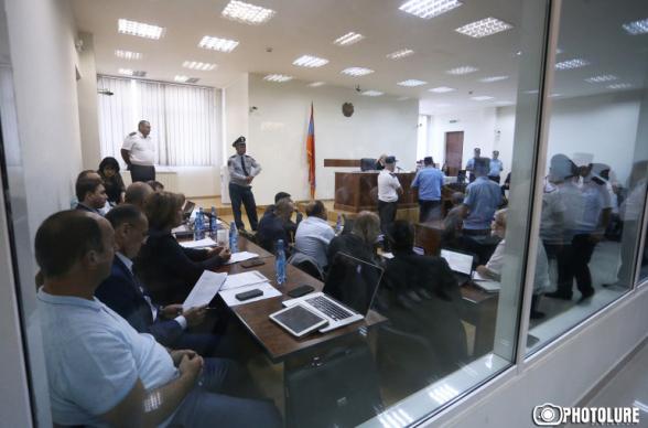 «Բացակայում է քրեական գործի վարույթը շարունակելու որևէ իրավաչափ հիմք». ստացվել է Քոչարյանի և մյուսների գործով դատարանի որոշումը