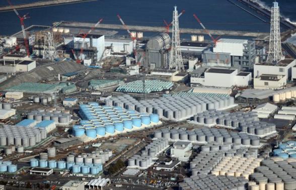 Правительство Японии разрешило сбросить воду с АЭС «Фукусима-1» в океан