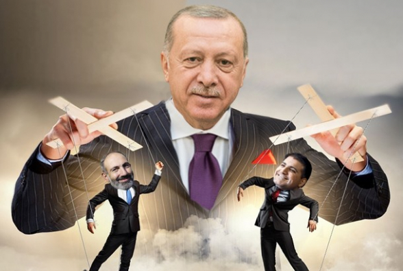Турецкий мугам Армана Бабаджана