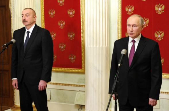 Алиев заявил об обсуждении с Путиным темы «Искандеров»